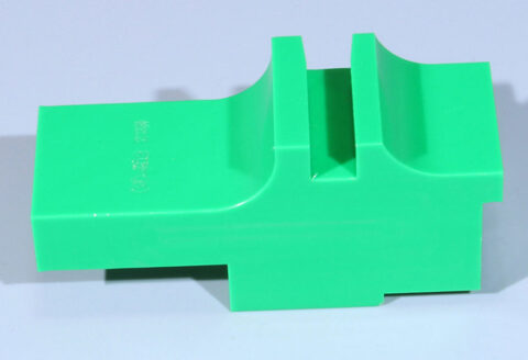5 Axis High-Precision Rubber UPE Plastic Parts (2)