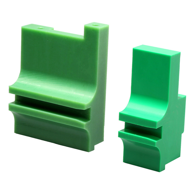 5 Axis High-Precision Rubber UPE Plastic Parts (4)