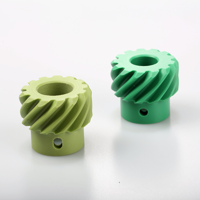 Anodized Engineering Plastic UPE Gear (2)