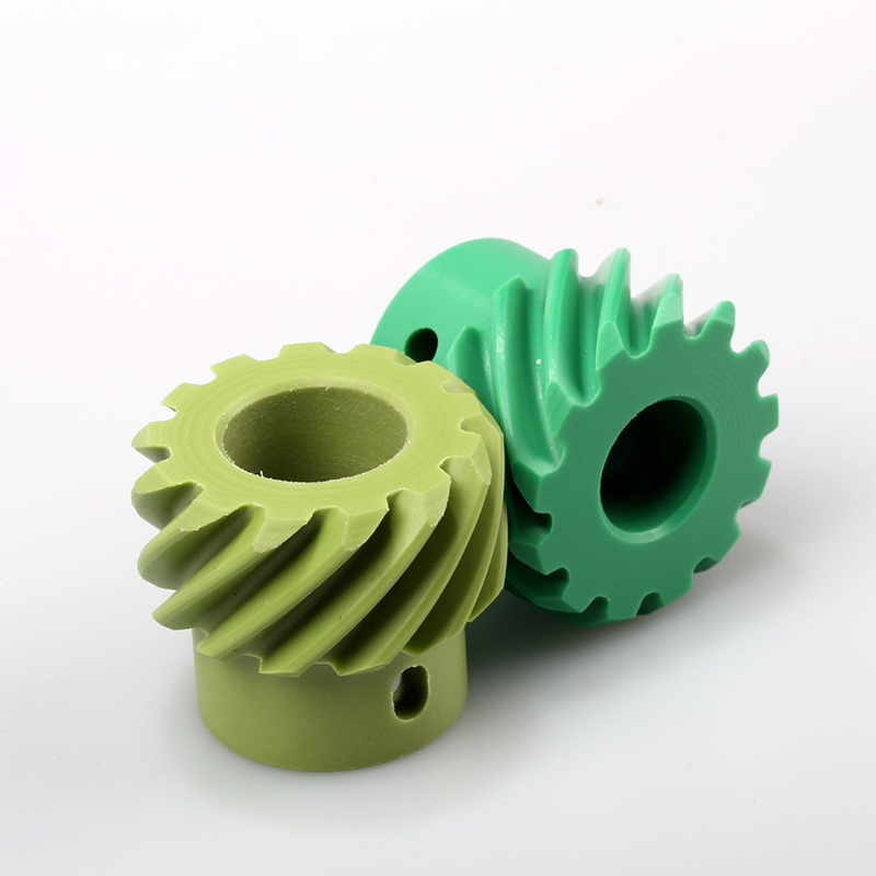 Anodized Engineering Plastic UPE Gear (6)