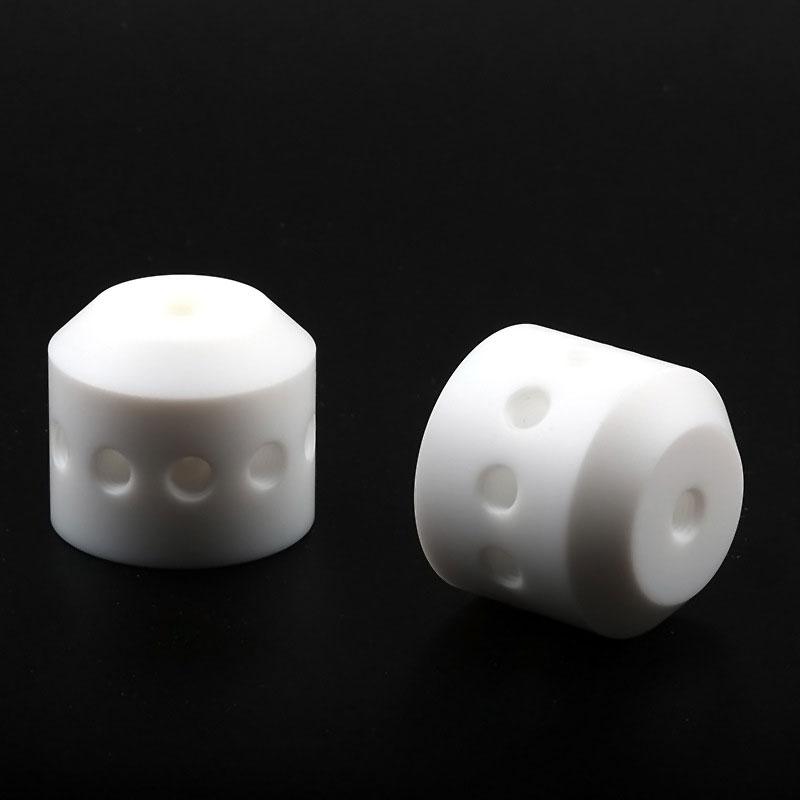 PTFE Plastic Cnc Parts (2)